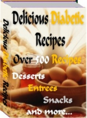 Product picture Recipes For Diabetics