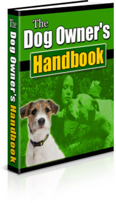 Product picture The Dog Owners Handbook
